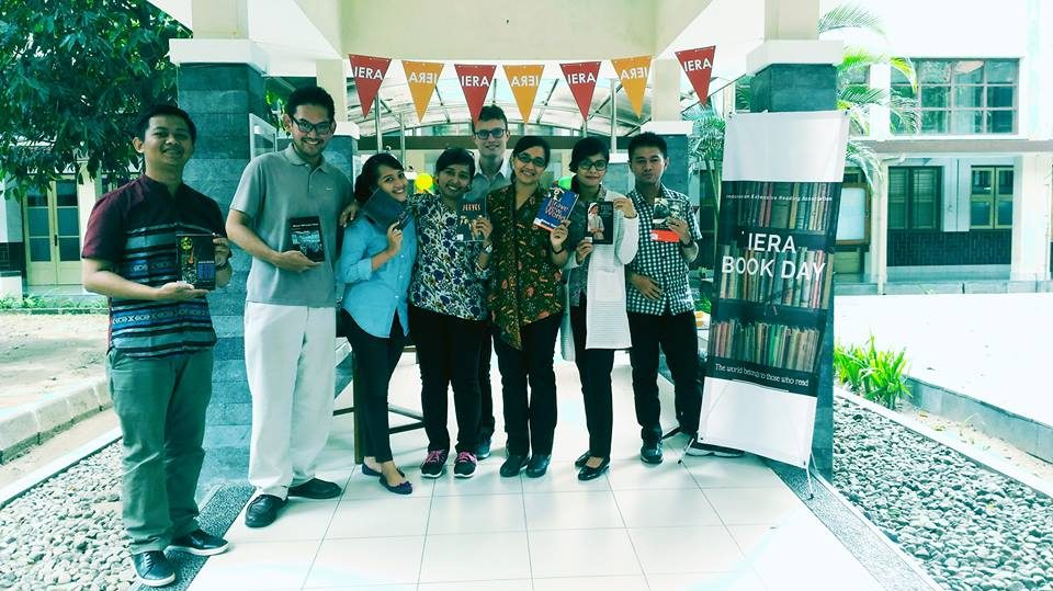 IERA - Indonesian Extensive Reading Association